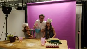 Bogle OWTK zulily Father's Day Baking Sales Event On Set