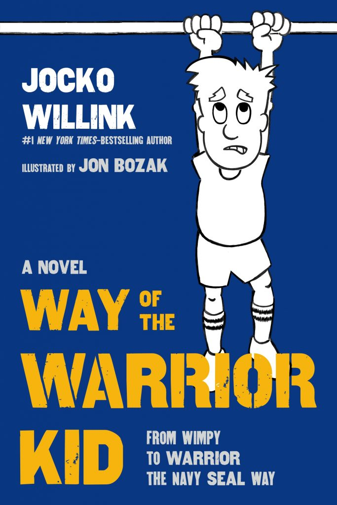 Way of Warrior kid Book Jacket