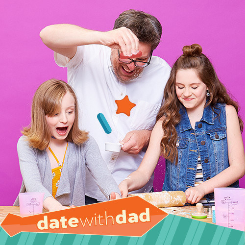 Bogle dad daughter zulily baking sales event 4