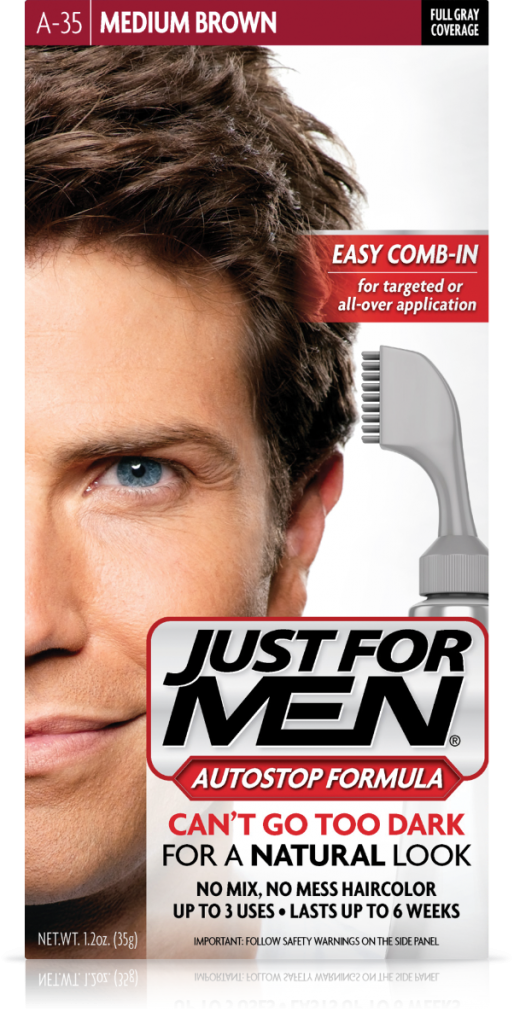Just for Men Autostop Medium Brown