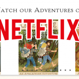 Have A Summer Adventure With The Okee Dokee Brothers on Netflix