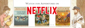 Okee Dokee Brothers on Netflix