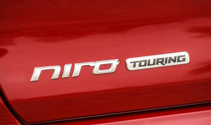 2017 Kia Niro Touring Edition