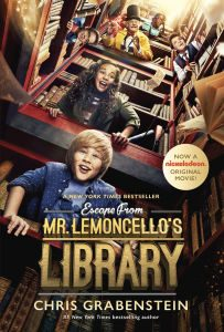 NICKELODEON PREMIERES ESCAPE FROM MR. LEMONCELLO'S LIBRARY, ORIGINAL TV MOVIE