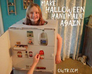 Make Halloween Handmade Again with Boxtumes