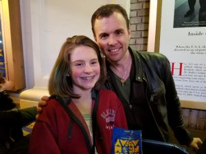 Come From Away Broadway Stage Door Autographs