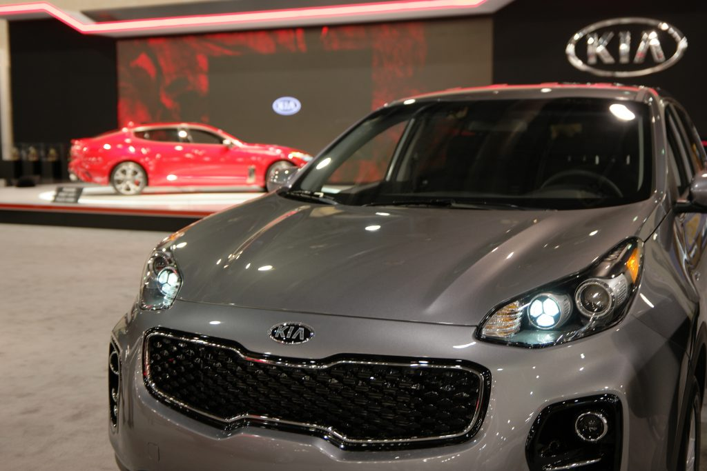 Kickoff A Super Week At The Philly Auto Show With The Kia Stinger - Philly car show 2018