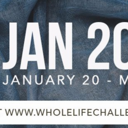 Thus Begins The Whole Life Challenge