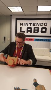 Nintendo Labo Piano Toy Fair Sneak Peek Photos