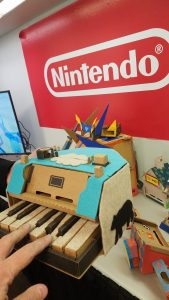 Nintendo Labo Toy Fair Sneak Peek Photos