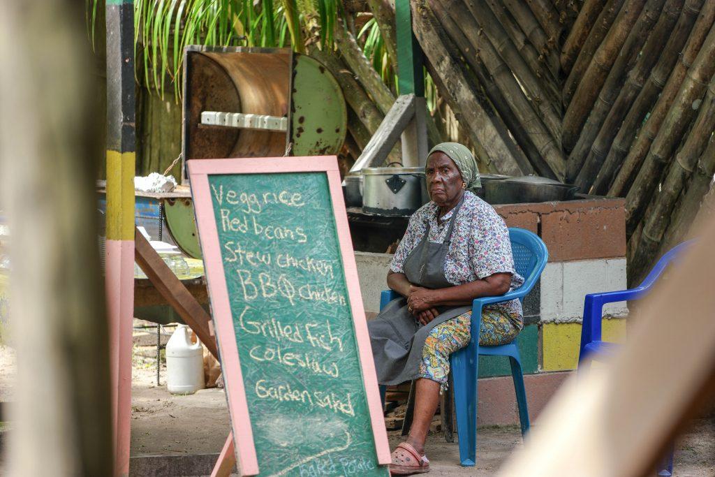 Belize Travel Story breadfruit rainforest