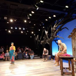 If Only The Others Were Here — The Story Of Snow White Told Anew At The Arden Theatre in Philadelphia