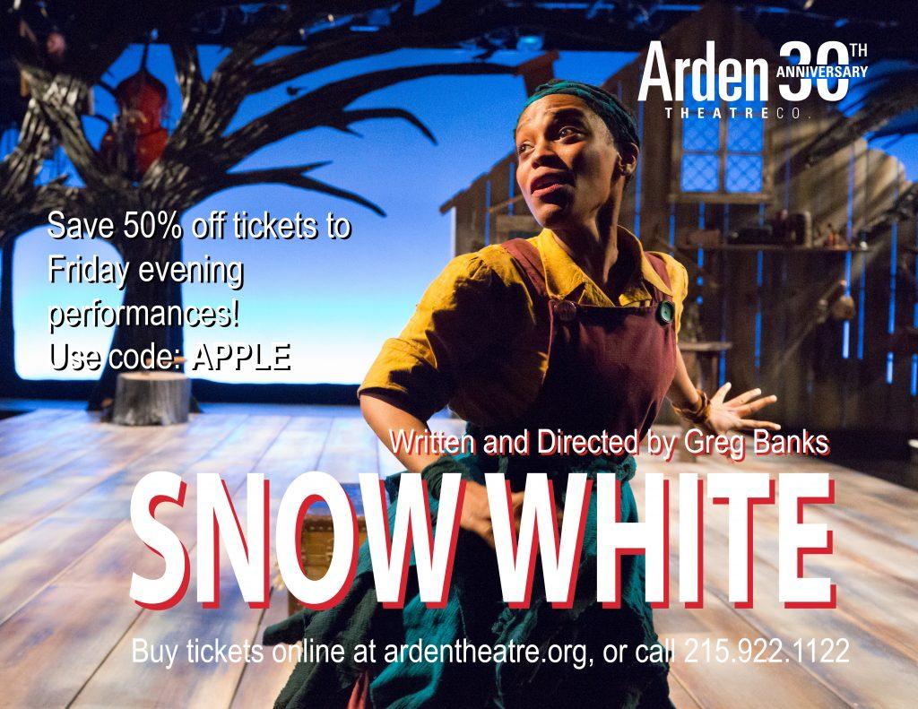 Snow White Apple Offer