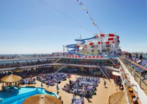 Check out the Carnival Horizon Dr. Seuss Water Works
