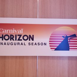 We've Reached The Horizon And It's As Lovely As We Imagined Cruising Carnival Horizon