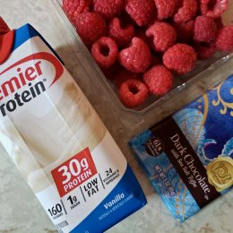 A Delicious New Protein Shake Recipe for A Sweet and Fruity Start To Summer