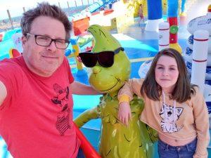 Cruising Carnival Horizon Dr. Seuss Water Works
