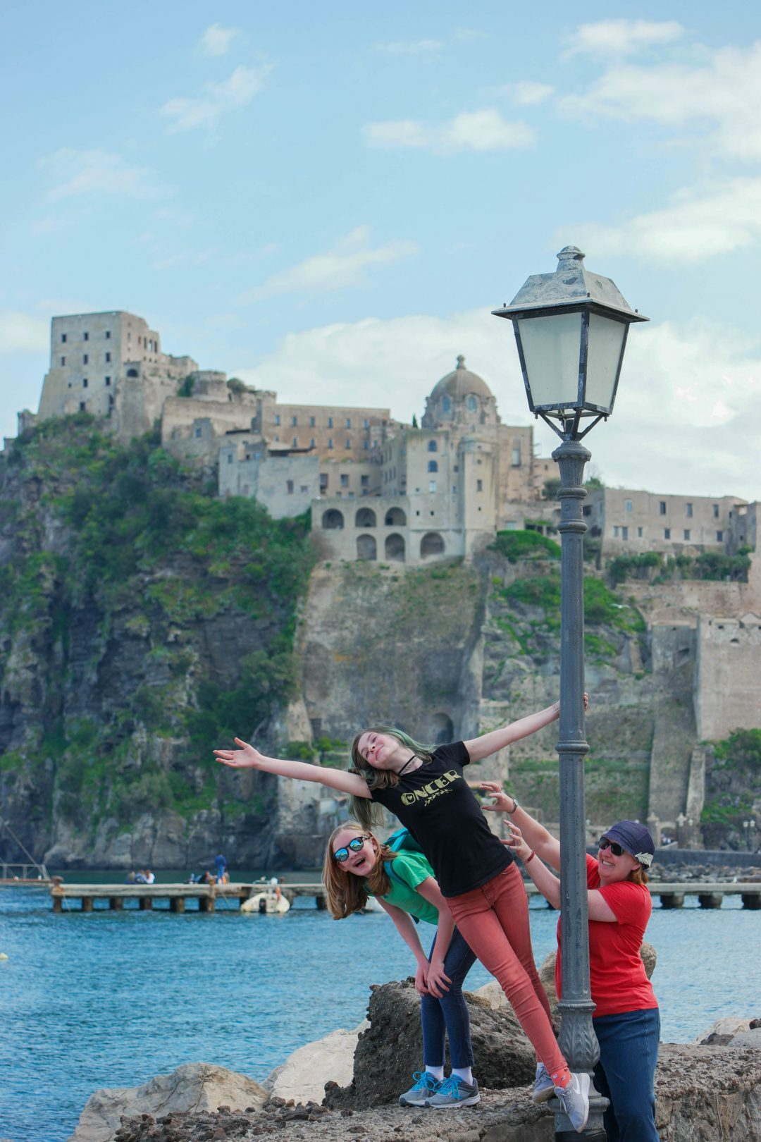Travel Bucket List: A Day on the Island of Ischia Italy with family