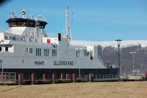 Norway Car Ferries