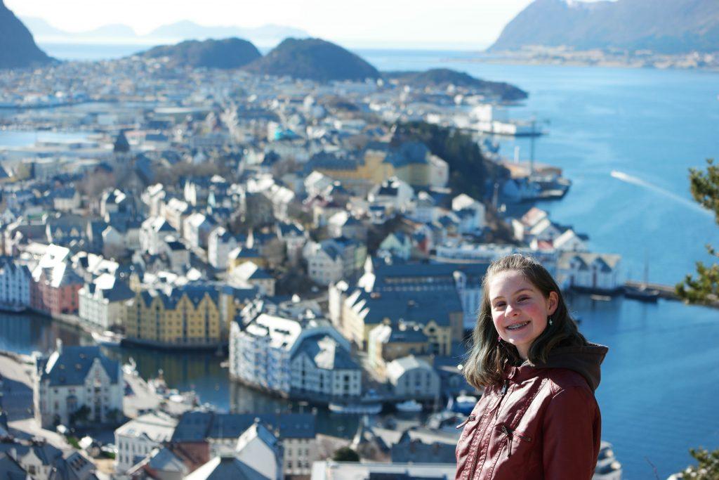 Ålesund view Norway To Do