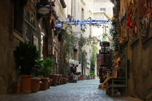 Family Travel Bucket List Destination Orvieto Italy Alley