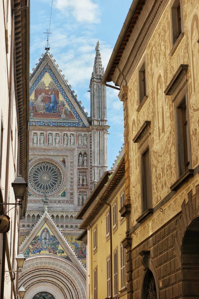 Family Travel Bucket List Destination Orvieto Italy Duomo