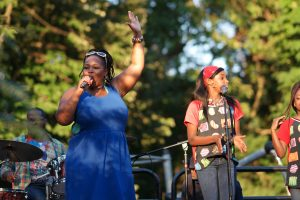 Smith Memorial Playground Kidchella Shine and the Moonbeams