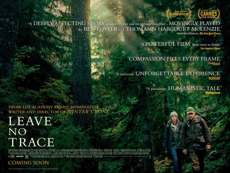 A Few Thoughts on Leave No Trace