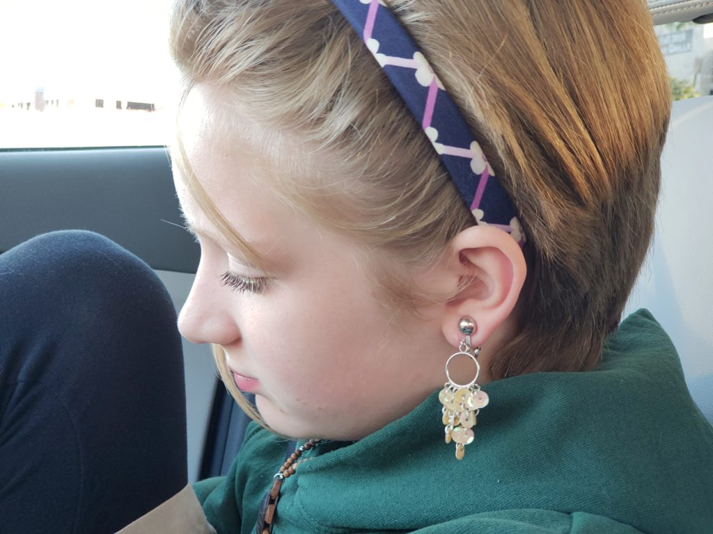 My tween proves it is easy to be the coolest and the kindest kid