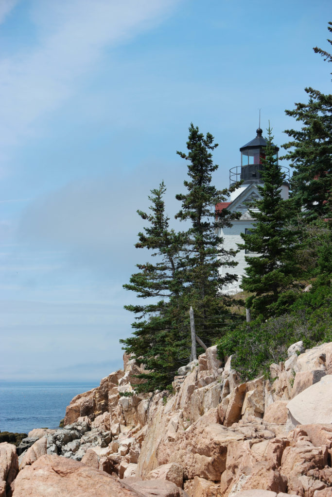 Debt-free-world-travel_Credit-Repair-Company_Bar-Harbor-Lighthouse