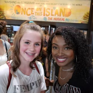 A Teenager's 7 Favorite Parts of Broadway's Tony Award Winning Once On This Island