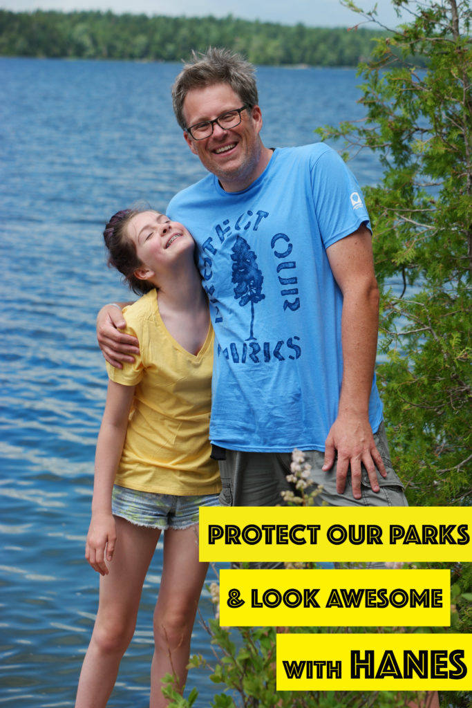 Learn how to Protect Our Parks in comfort and style!