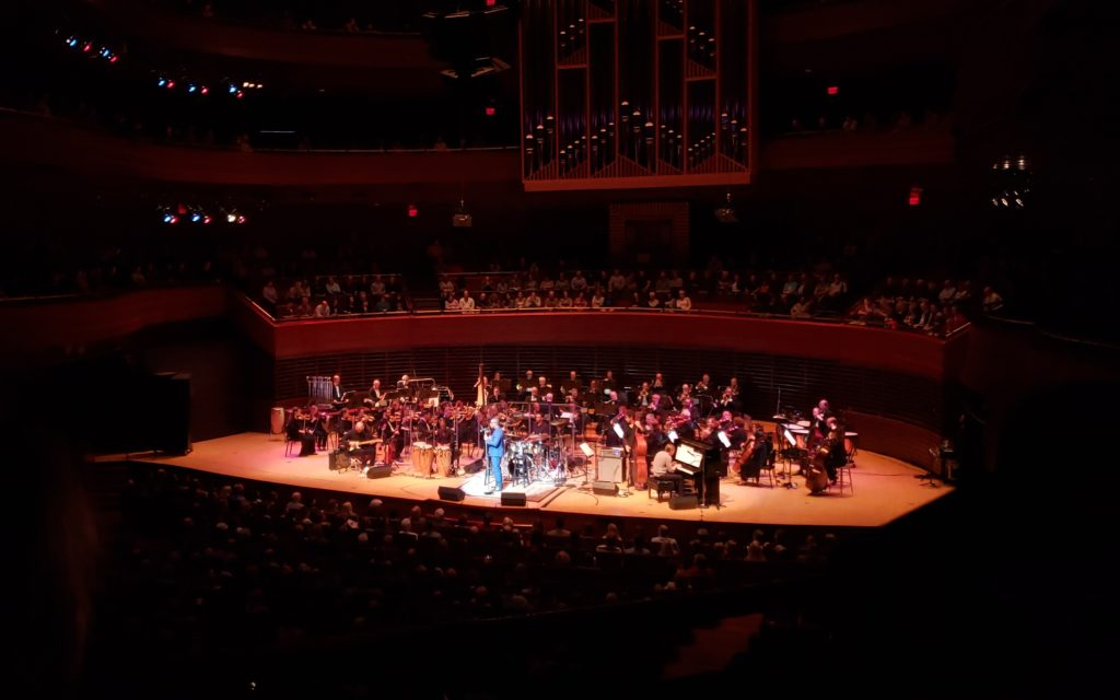 Leslie Odom Jr The Philly POPS Hamilton Songs Live 2