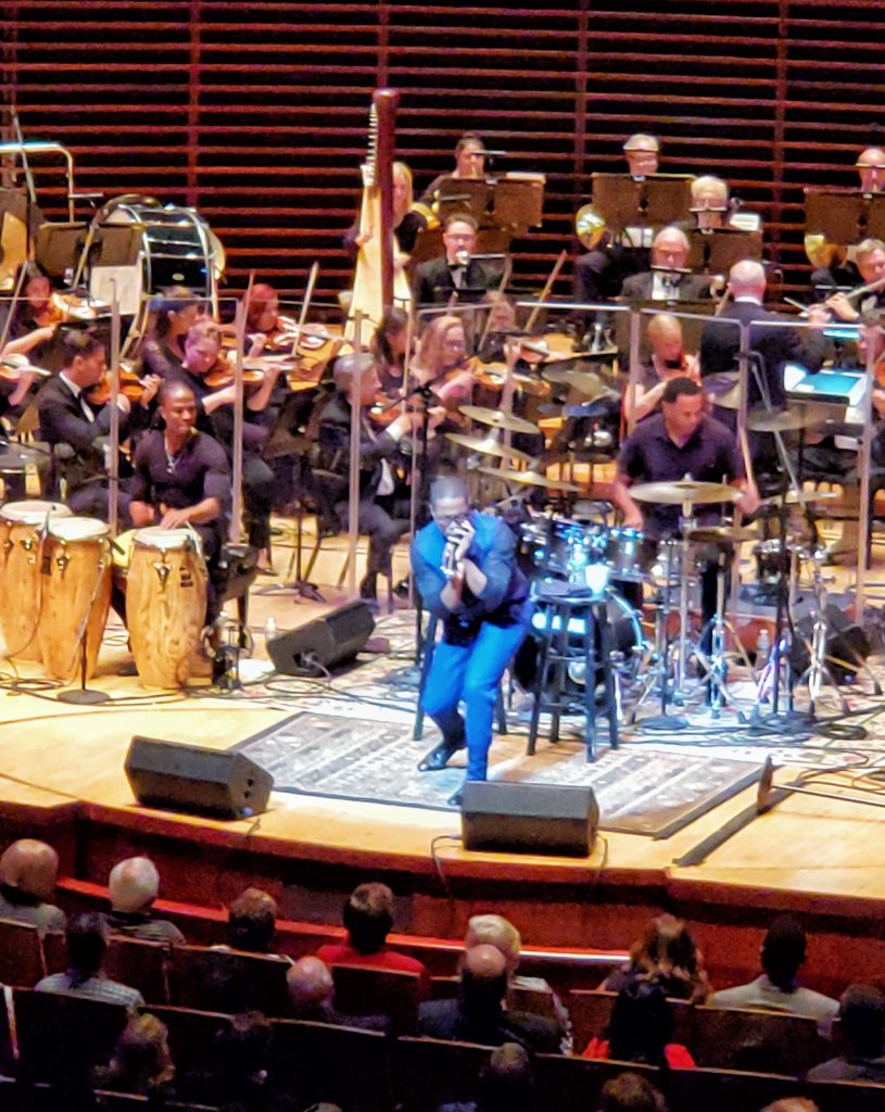 Leslie Odom Jr The Philly POPS Hamilton Songs Live