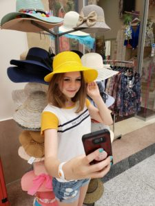 Royal Caribbean Symphony of the Seas Day in Naples Italy hat