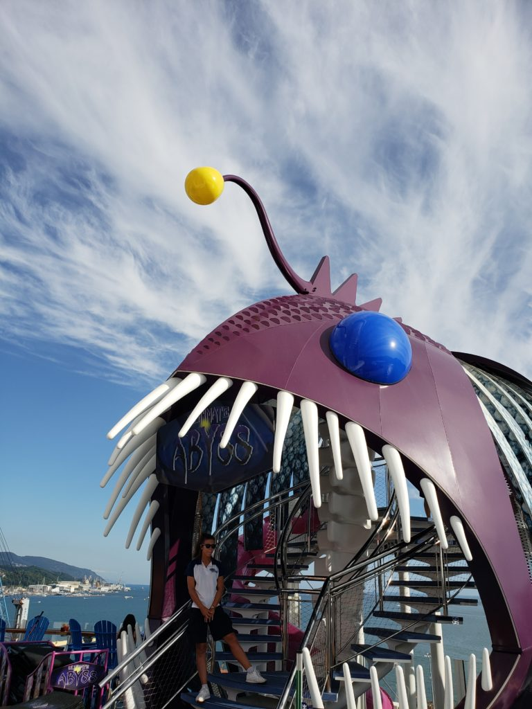 Royal Caribbean Symphony of the Seas Day in Naples Ultimate Abyss