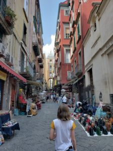 Royal Caribbean Symphony of the Seas Day in Naples Italy