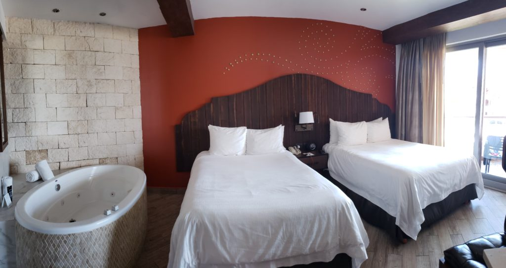 Hard Rock Riviera Maya Rock Royalty Deluxe Platinum Room