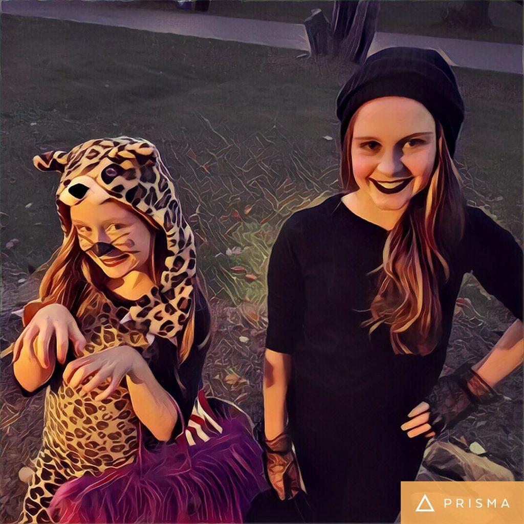 Jeff Bogle OWTK Crest favorite family Halloween traditons