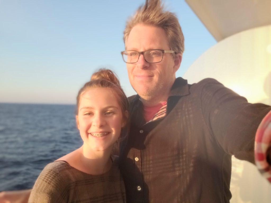best photo spots on the royal caribbean symphony of the seas selfie