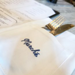 The Best Lunch in Houston is at Marché at La Table