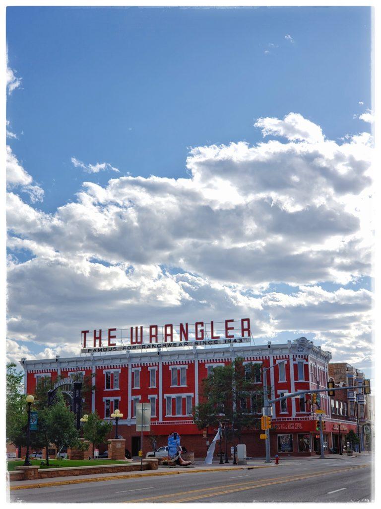 The Wrangler Cheyenne WY