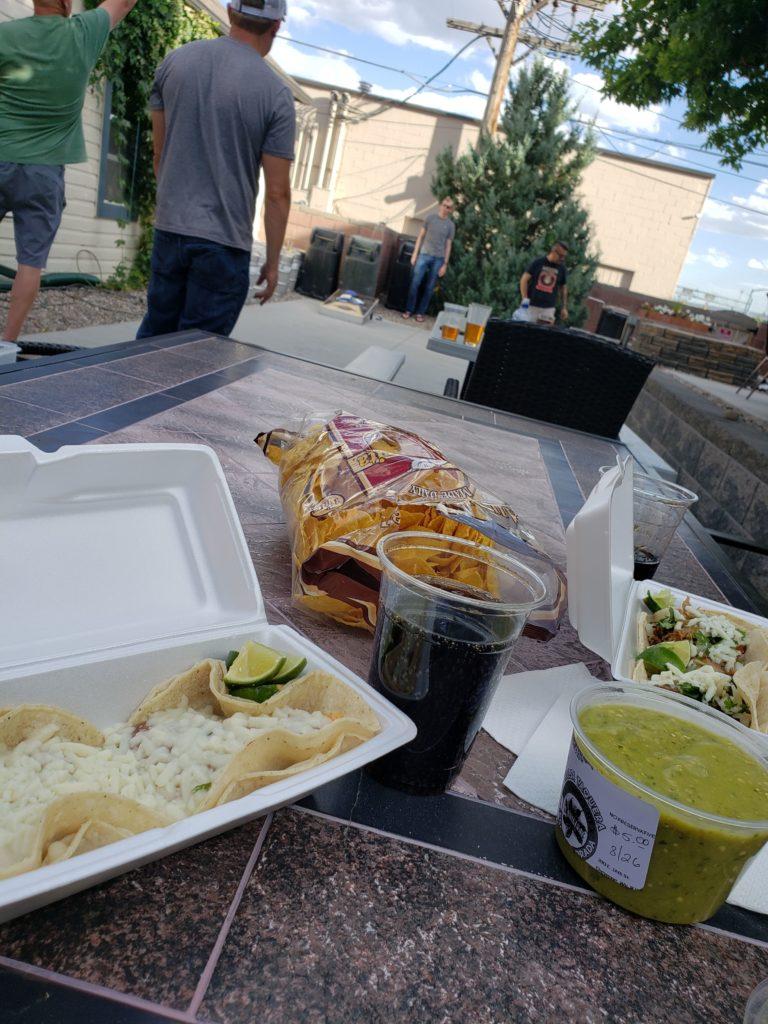 La Paz Tacos at Danielmark's Cheyenne