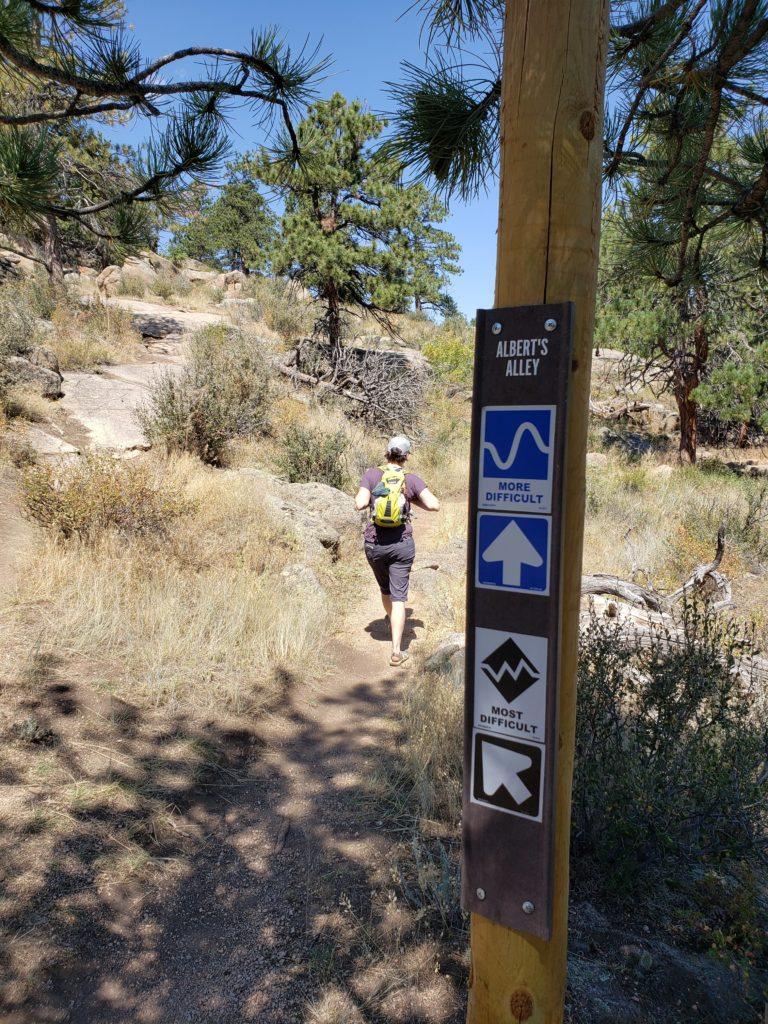 Curt Gowdy State Park Hike