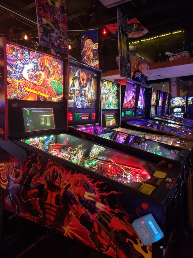 Flippers Arcade Cheyenne WY