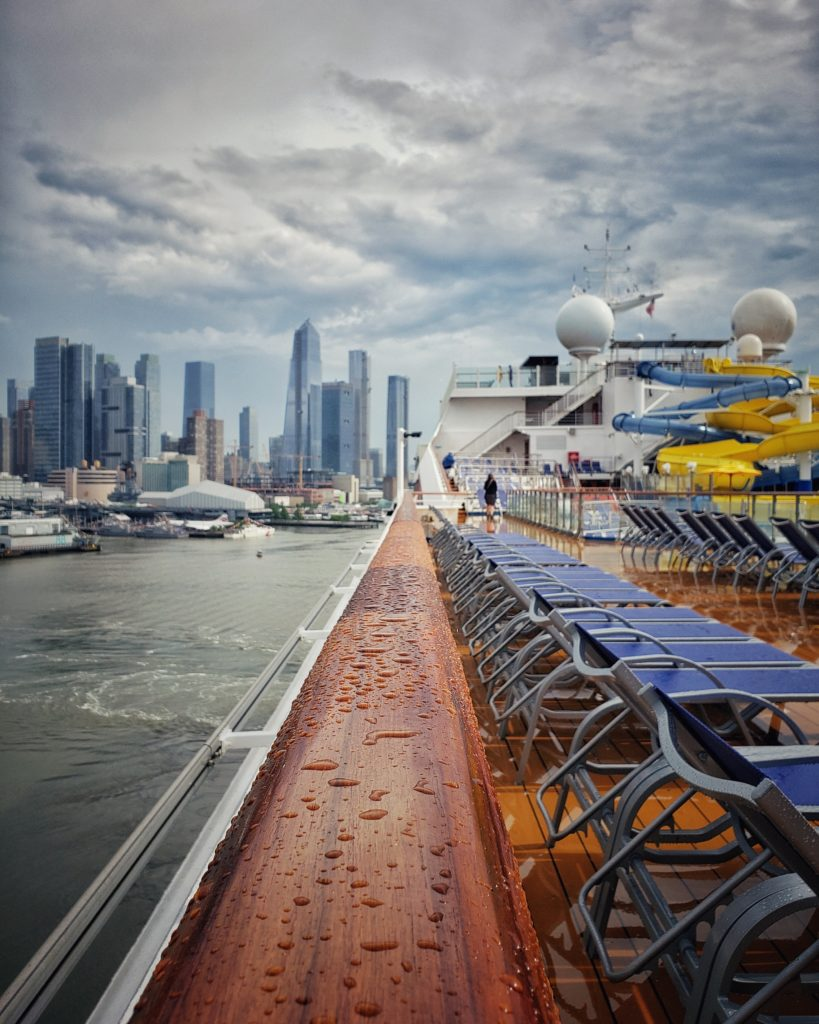 best cruise ports in the world NYC
