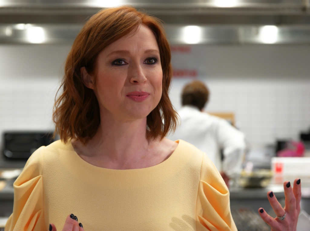 Ellie Kemper many uses for mayo
