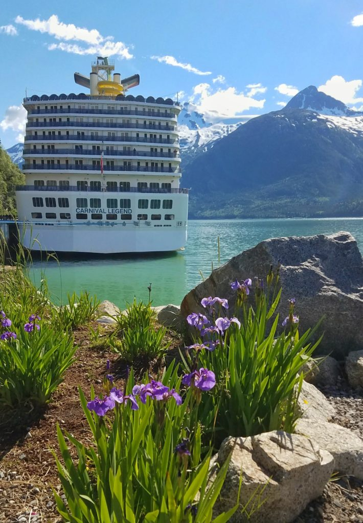 best cruise ports in the world Skagway