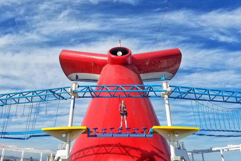 Best cruise ships for teens 2020
