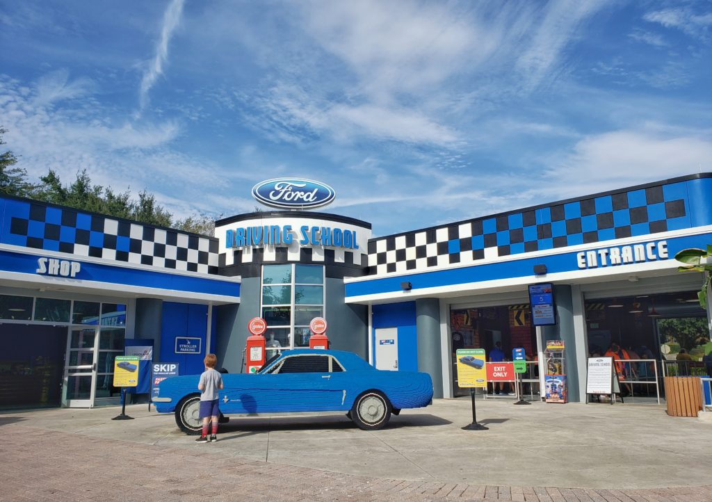 10 Trips to Take Before Your Kid Starts Kindergarten Ford Driving School Legoland